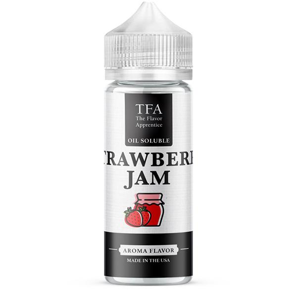 Flavor Apprentice (OS) Strawberry Jam