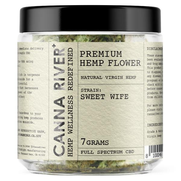 Sweet Wife Hemp Flower