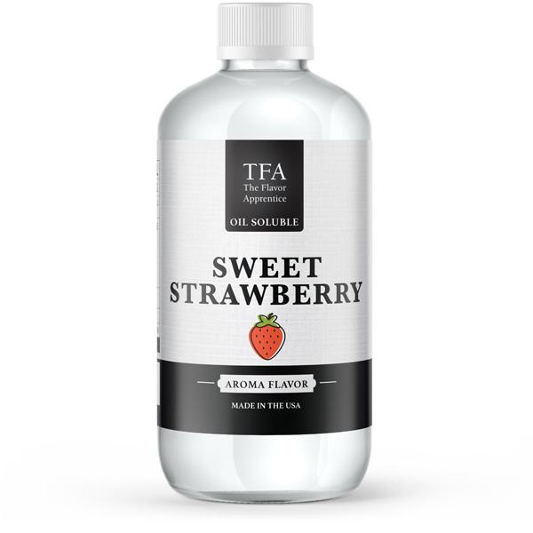 Flavor Apprentice (OS) Sweet Strawberry
