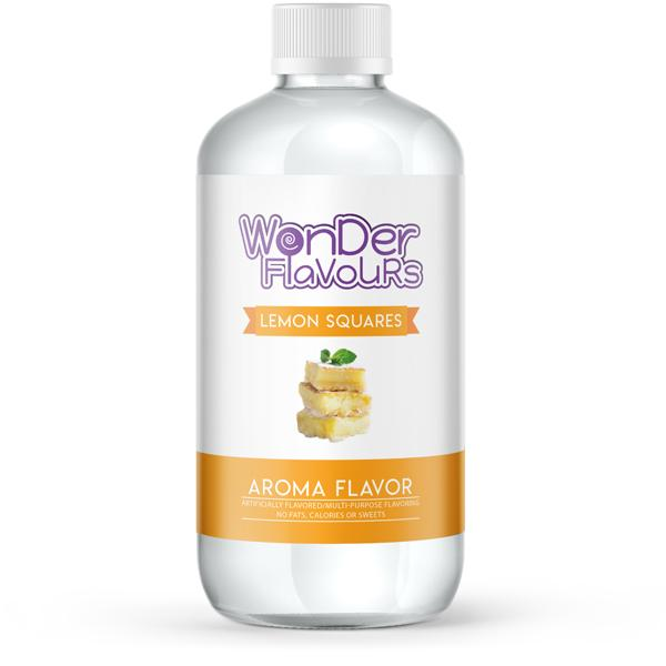 Wonder Super Concentrates Lemon Squares