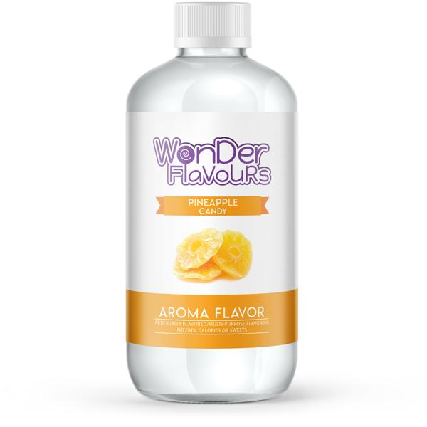 Wonder Super Concentrates Pineapple Candy