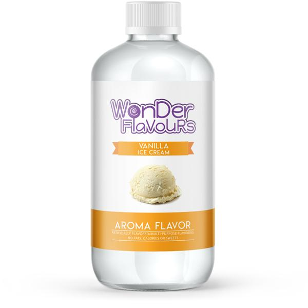 Wonder Super Concentrates Vanilla Ice Cream