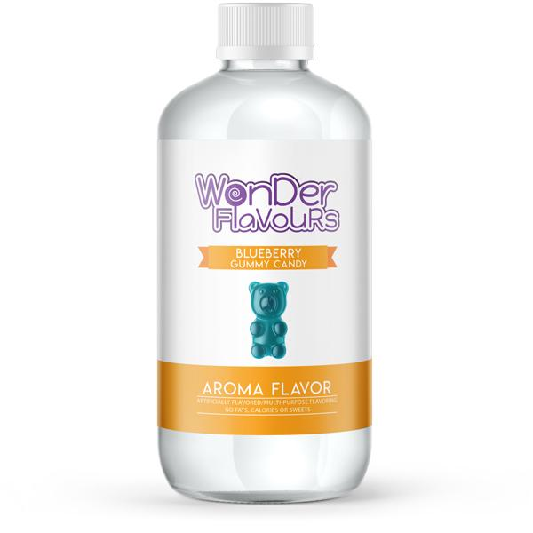 Wonder Super Concentrates Blueberry Gummy Candy