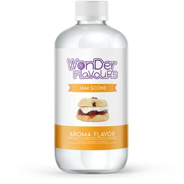 Wonder Super Concentrates Jam Scone