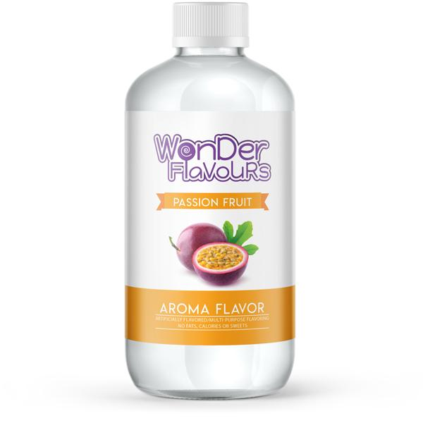 Wonder Super Concentrates Passion Fruit