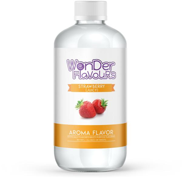 Wonder Super Concentrates Strawberry Juicy