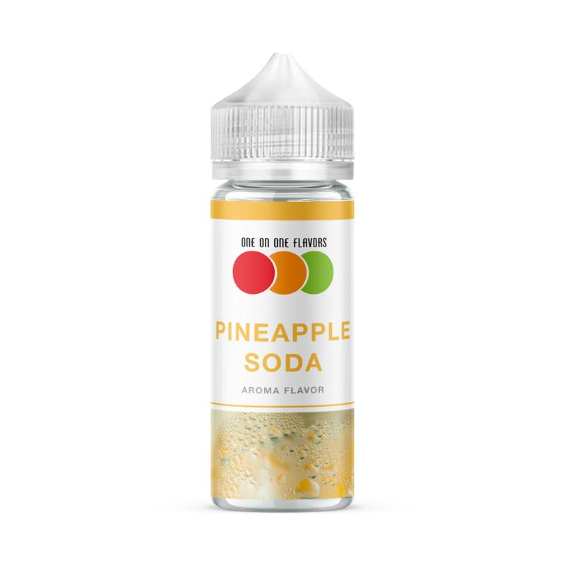 One on One Pineapple Soda