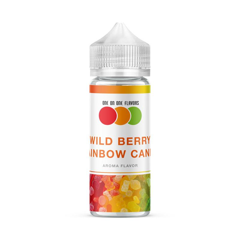 One on One Wild Berry Rainbow Candy