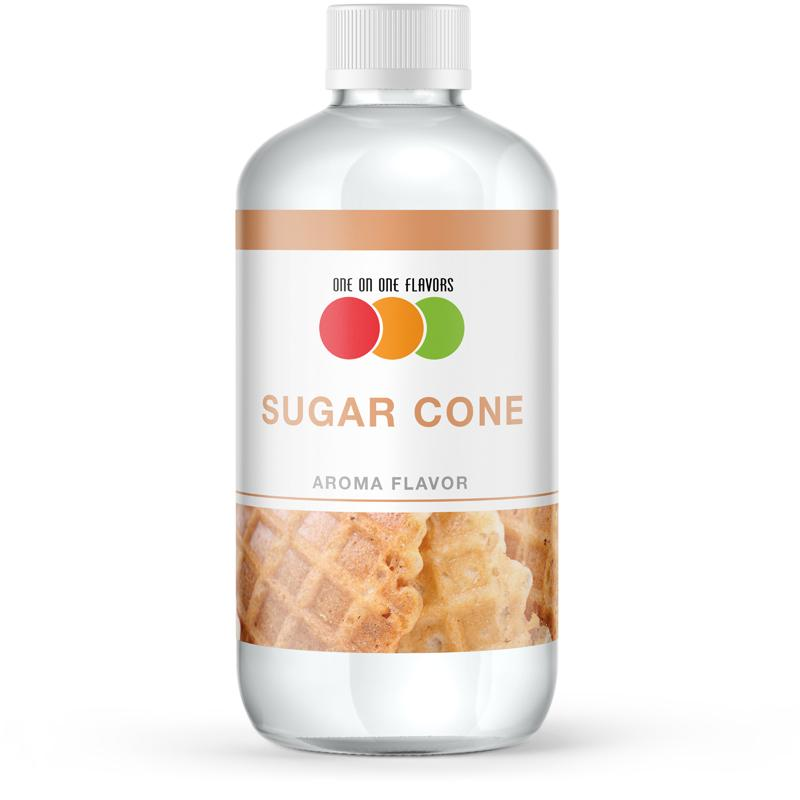 One on One Sugar Cone