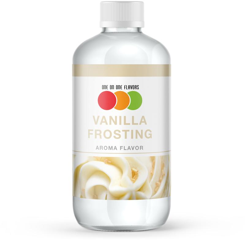 One on One Vanilla Frosting