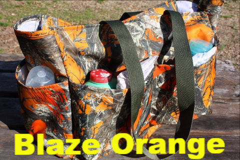 Green MC2 Blaze Orange