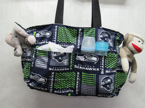 Diaper Bag - NFL
