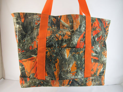 Carry On / Overnight / Travel Bags - CAMO (Large)