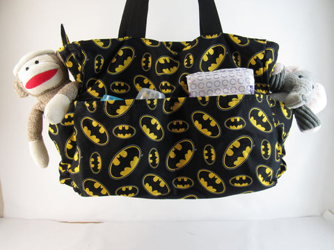 Diaper Bag – Super Heroes