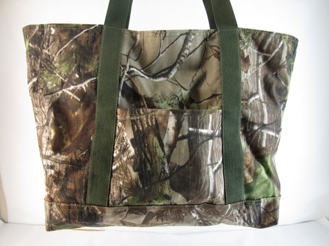 Camo Overnight , Travel Bag Extra Large