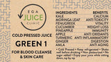 Load image into Gallery viewer, Cold Pressed Juice Green 1