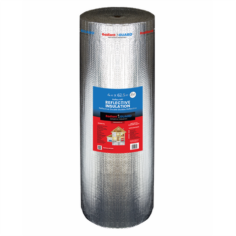 Reflex-AIR® 48-inch (250 sf) DOUBLE Bubble Reflective Insulation