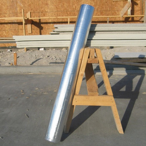 Ultima-FOIL radiant barrier 500 sf (vapor barrier) 4 feet X 125 feet