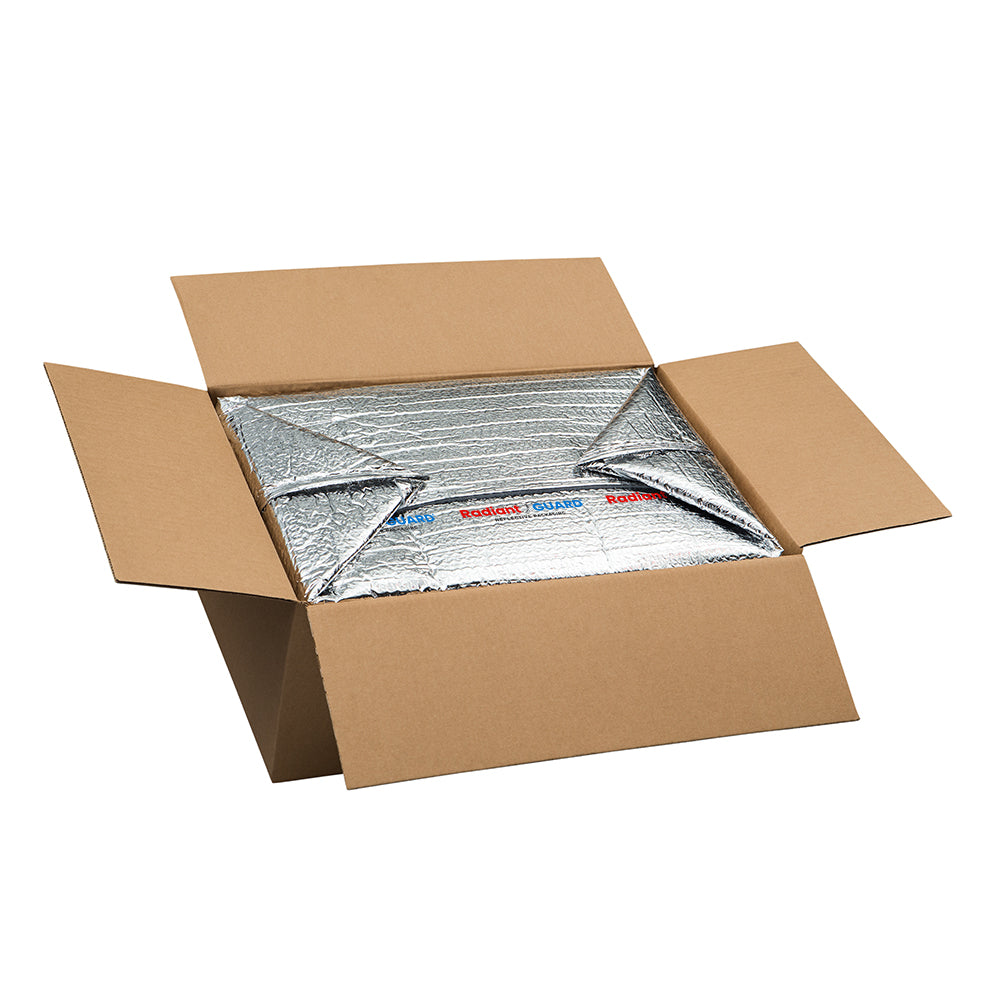Insulated Box Liners - 14-in x 14-in x 14-in - Pack of 15