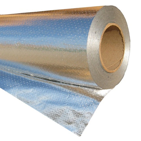 Ultima-FOIL radiant barrier 500 sf (breathable) 4 feet X 125 feet
