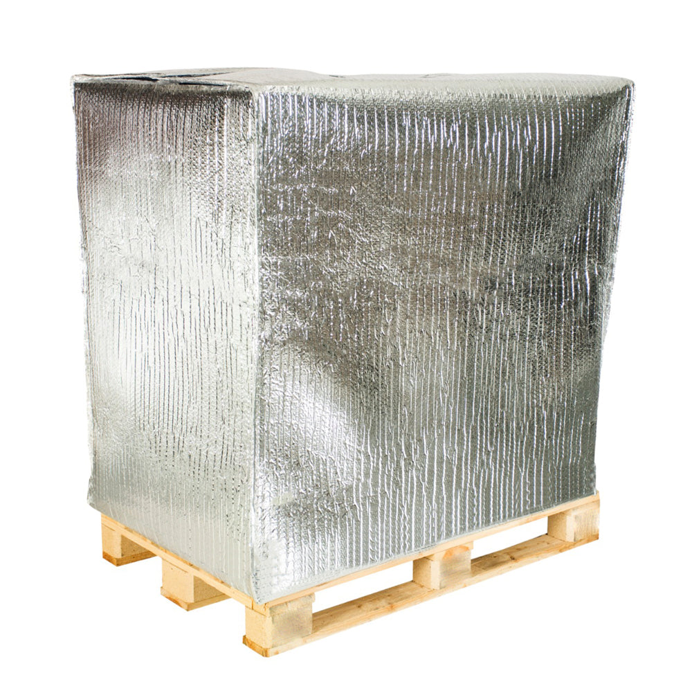"Reflective Insulated Pallet Cover - 48"" x 40"" x 48"" (1 item)"