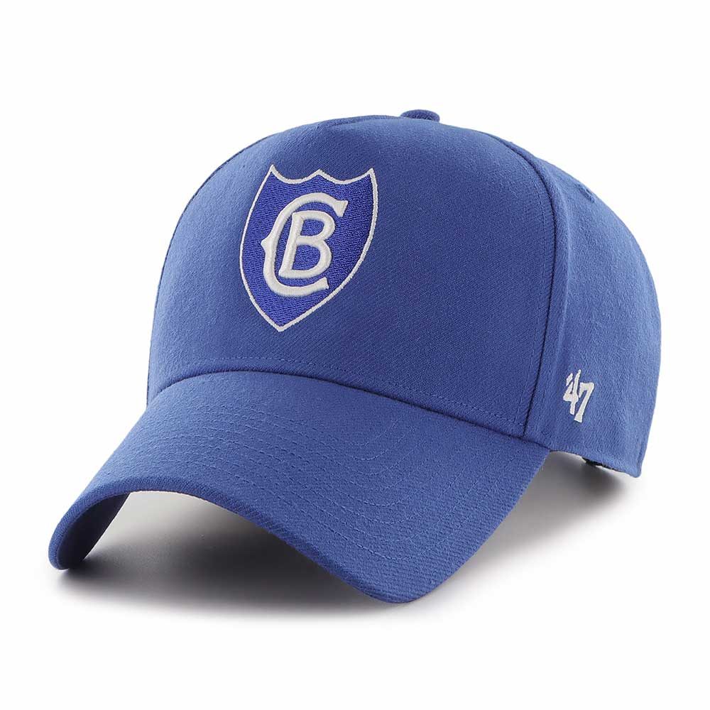 Canterbury-Bankstown Bulldogs 2021 Sure Shot '47 MVP DT Media Cap - Front