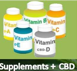 Supplements + CBD