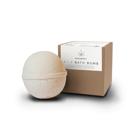 George Botanicals CBD Oil Bath Bomb KIS 20mg