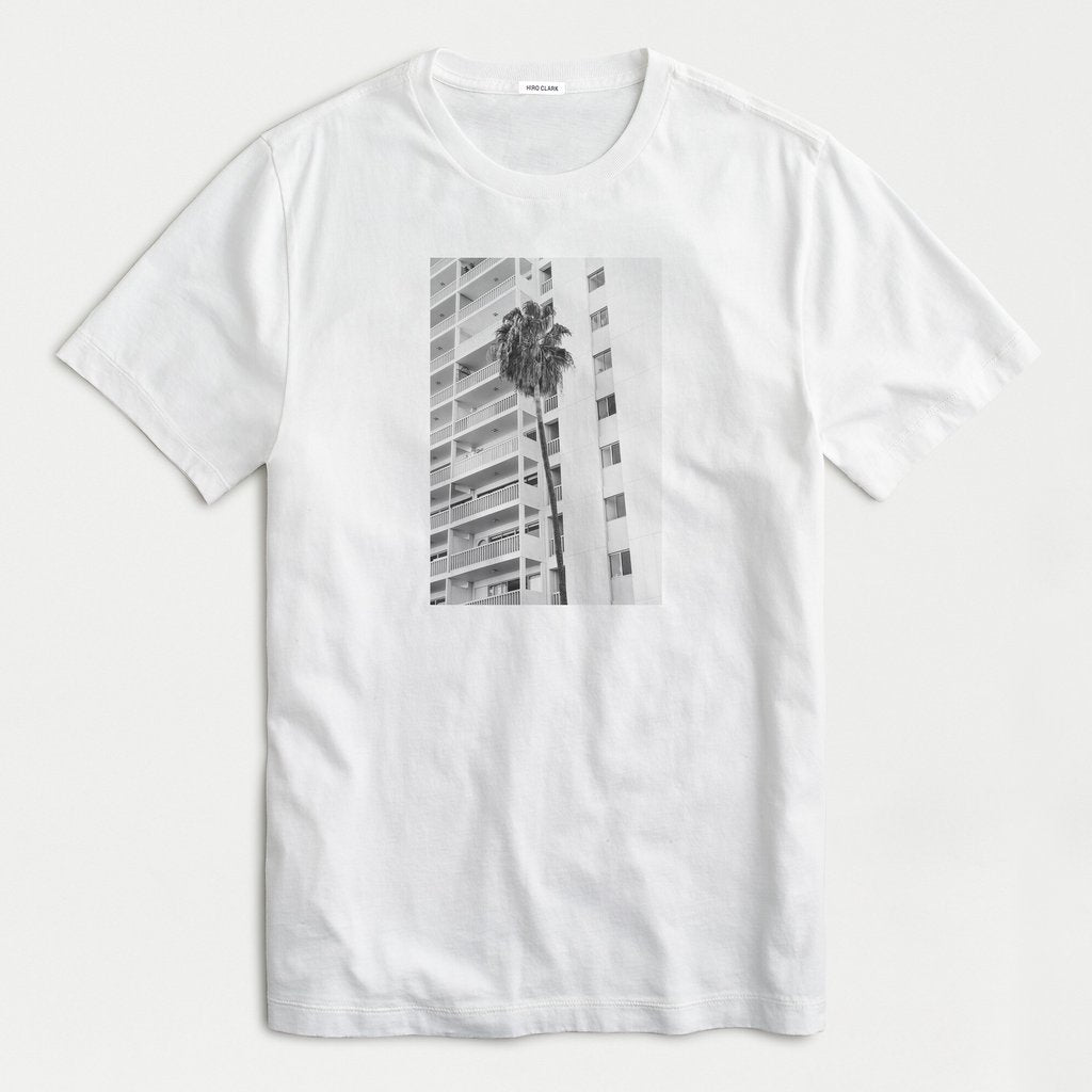 OCEAN VIEW // LIMITED EDITION COMBED COTTON