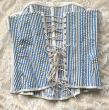 Load image into Gallery viewer, Sailor Style Corset