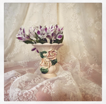 Load image into Gallery viewer, 3D Pink Rose Trumpet Vase