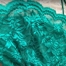 Load image into Gallery viewer, Teal Lace Teddy