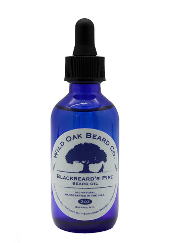 Blackbeard's Pipe Beard Oil