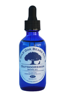 Outdoorsman Beard Oil
