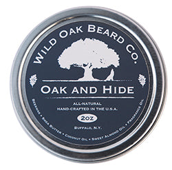 Oak and Hide Beard Balm