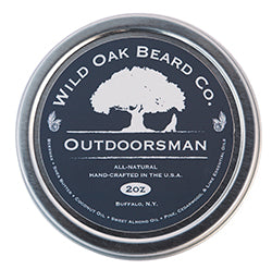 Outdoorsman Beard Balm