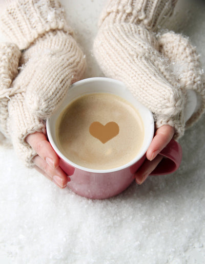 How Hot Drinks Warm Your Heart