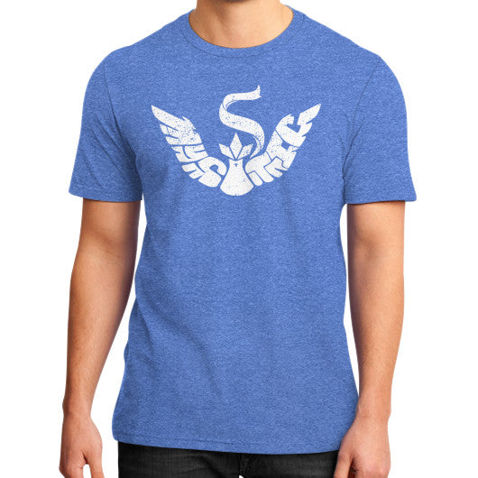 Team Mystic Throwback Shirt Heather blue 2SleeveTees