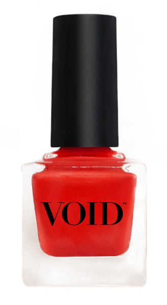 Tomato Red organic nail polish vegan nail polish