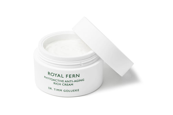 ROYAL FERN Phytoactive Anti-Ageing Rich Cream