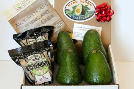 California Gift Box - with California Pistachios