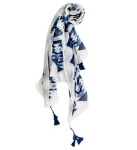 Load image into Gallery viewer, Jan Tassel Scarf