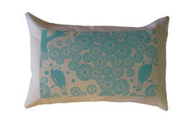 Bright Birdie Cushion