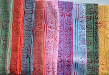 Load image into Gallery viewer, OM Hindu Yoga Meditation Prayer Shawl - Large Color Base