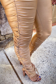 Caramella Craze Leggings - Gritty Soul