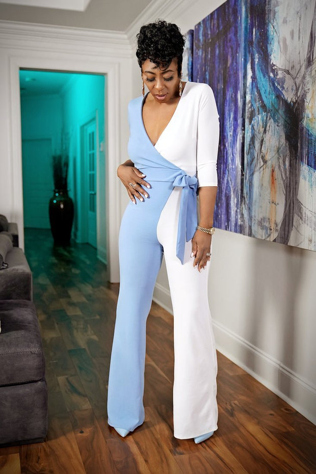 Carolina Craze Jumpsuit - Gritty Soul Apparel