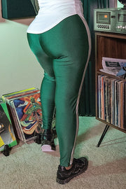 Emerald City Shimmer Tights - Gritty Soul