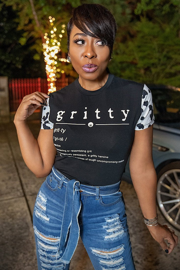 Gritty Soul Definition Tee - Gritty Soul