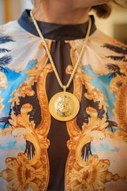 Gritty Soul Signature Medallion - Gritty Soul Apparel