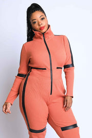 Molly Matrix Jumpsuit - Gritty Soul